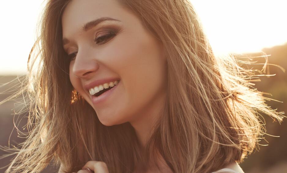ELEKTRISK HÅR: Det kan være flere årsaker til at du plages med elektrisk hår, men ifølge ekspertene er det spesielt to ting som spiller inn. FOTO: NTB Scanpix