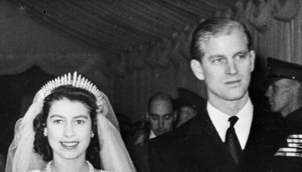 Prins Philip og Dronning Elizabeth: Slik var deres kjærlighetshistorie