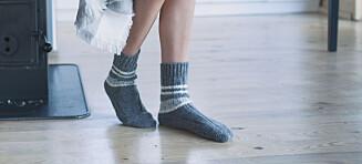 Derfor får du «sokkemerker»