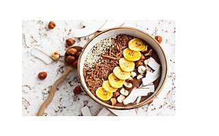 Smoothie bowls er veldig «in» om dagen, men hvor sunne er de egentlig?