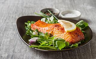 Slik kan fiskemiddagene holde hjernen din frisk