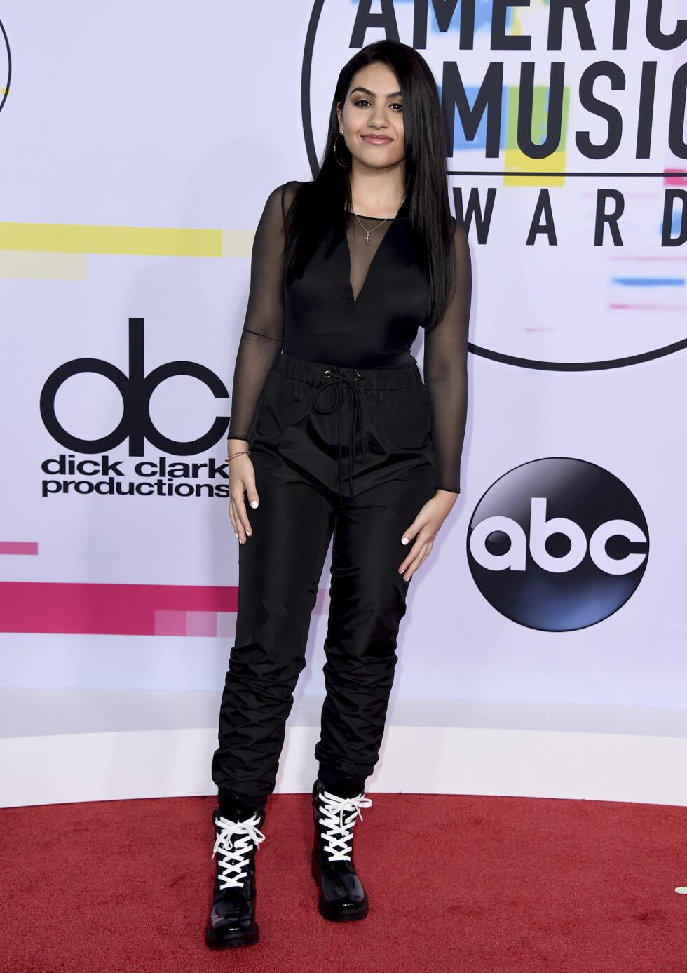 AMERICAN MUSIC AWARDS: Alessia Cara