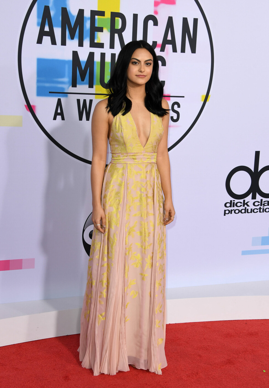 AMERICAN MUSIC AWARDS: Camila Mendes