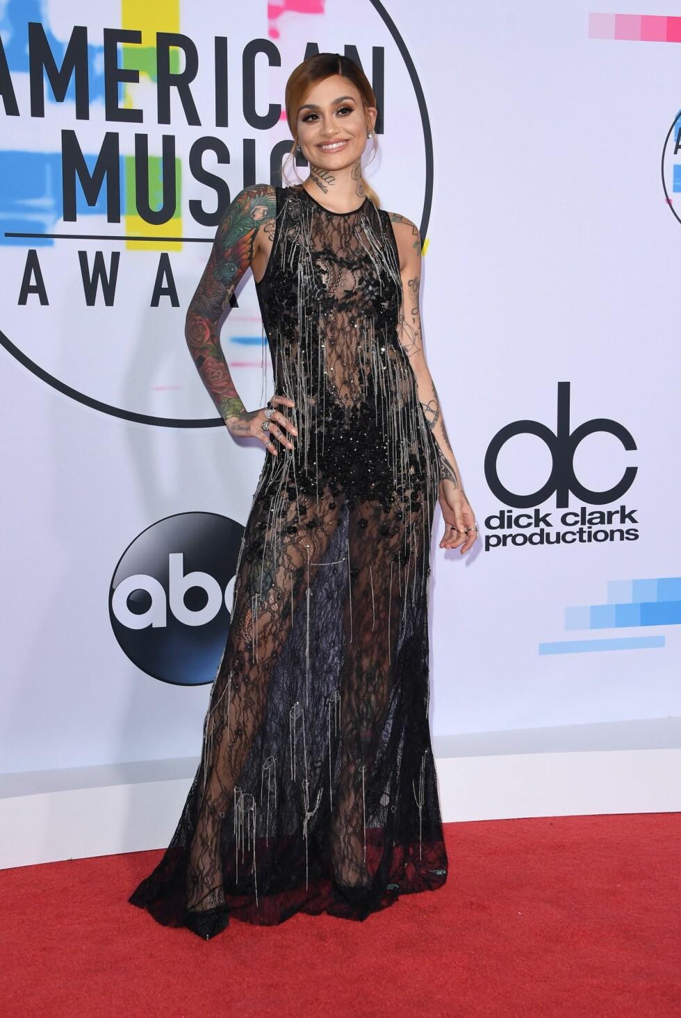 AMERICAN MUSIC AWARDS: Kehlani