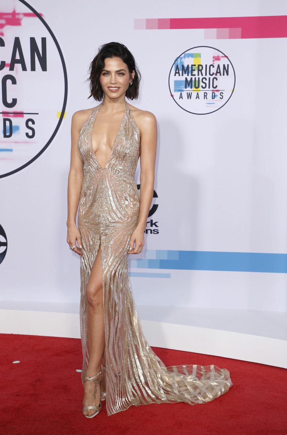 AMERICAN MUSIC AWARDS: Jenna Dewan Tatum