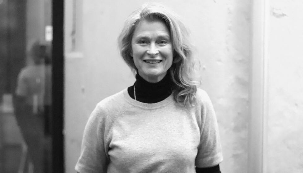 AKTIV I MILJØDEBATTEN: Som ambassadør i Greenpeace Sverige, ønsker Lena å gå frem som et godt forbilde, og påvirke andre til å engasjere seg i mijødebatten. FOTO: Ida Bergersen