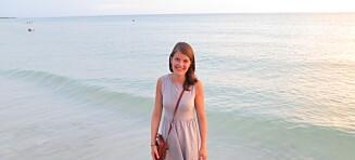 Cecilie (23) fikk en svært sjelden krefttype som 16-åring