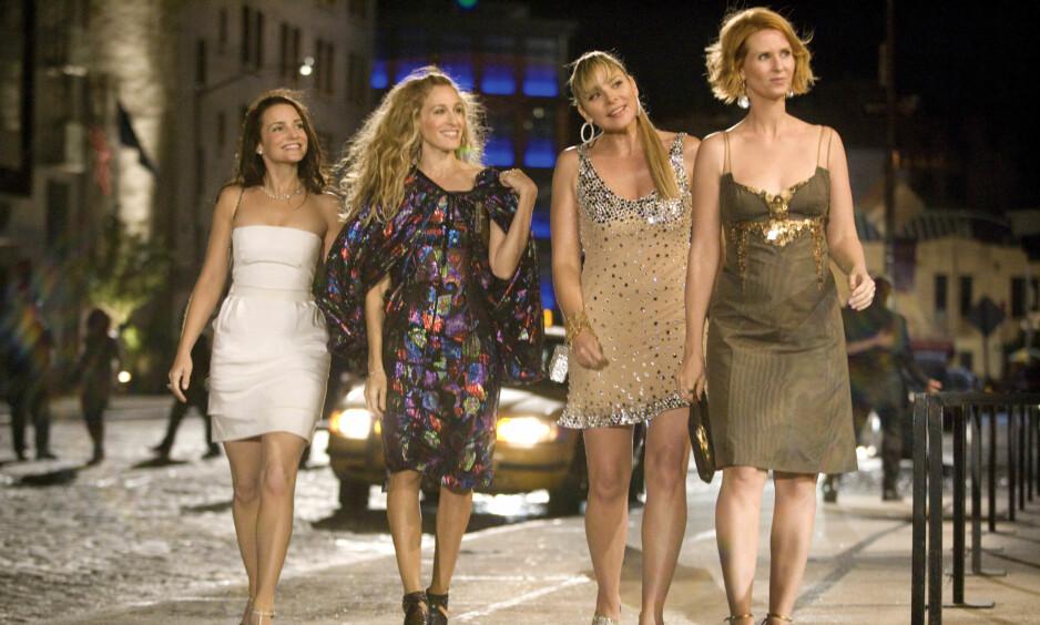 KLAR FOR FEST? Vi har funnet 24 superfine kjoler som får deg i festhumør med en gang! FOTO: NTB Scanpix