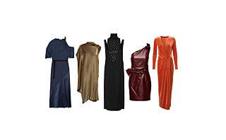 24 fantastiske kjoler til festsesongen