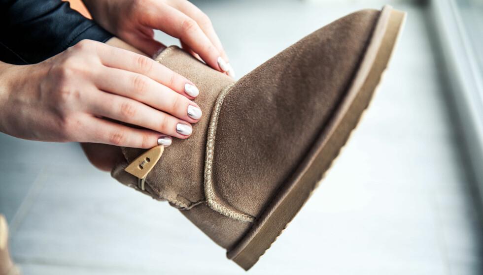 STYR UNNA UGGS: Svært populære og svært komfortable, men kan også være svært uheldige for beina dine. FOTO: Scanpix