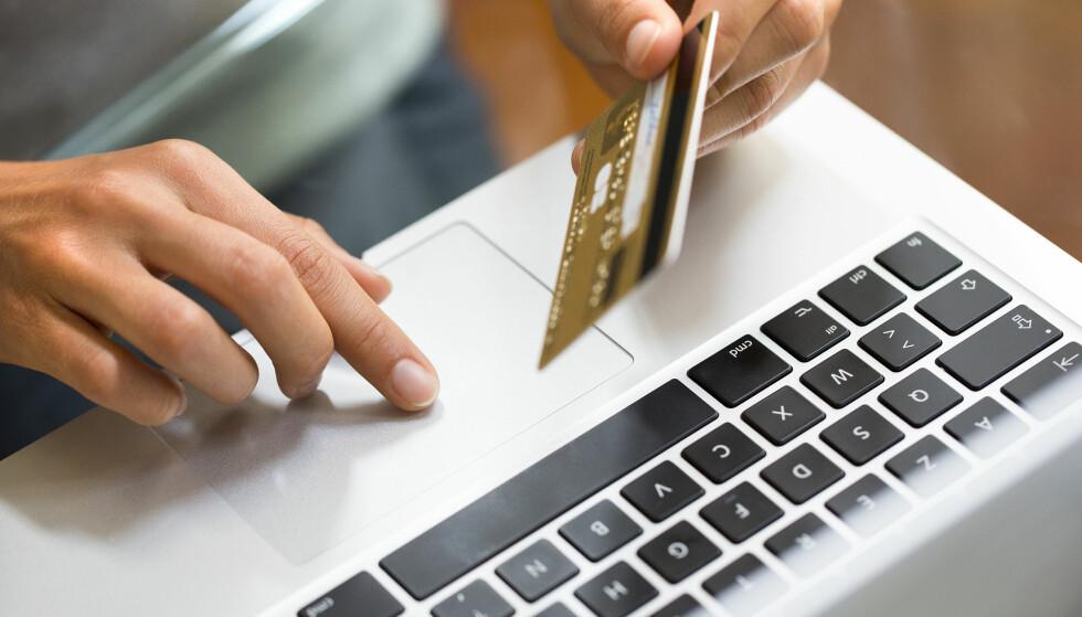 FALSKE NETTBUTIKKER: Listen over de falske nettbutikkene er lang. Se hvilke sider du bør styre unna nederst i saken. FOTO: NTB Scanpix