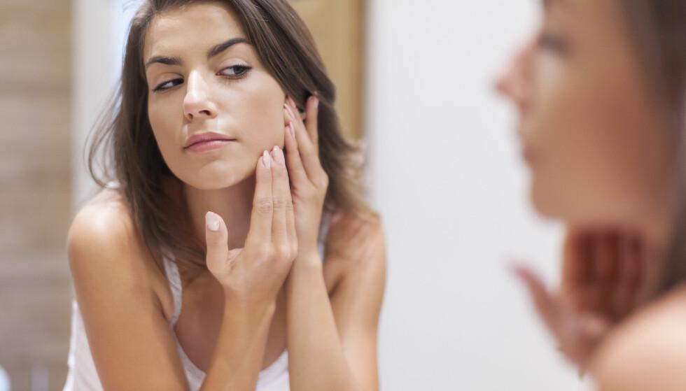 <strong>STRESSET HUD:</strong> Huden er blant organene våre som sier fra når vi stresser for mye, forklarer ekspertene. FOTO: NTB Scanpix