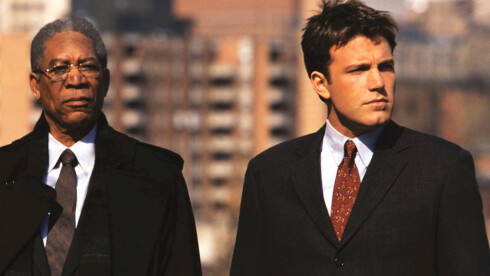 2002, Ben Affleck. Her fra The Sum of all Fears. Foto: Paramount Pictures