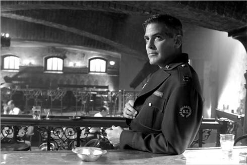 2006, George Clooney. Her fra The Good German. Foto: Warner Bros