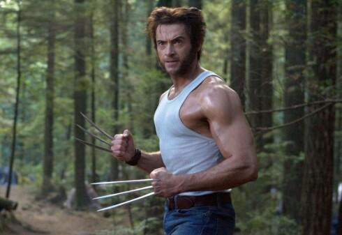 2008, Hugh Jackman. Her fra X-Men: The Last Stand. Foto: 20th Century Fox