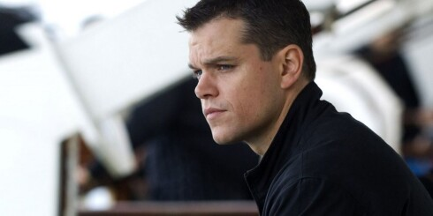 2007, Matt Damon. Her fra Jason Bournes Ultimatum. Foto: Universal Pictures