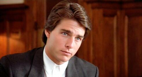 1990, Tom Cruise. Her fra Rain Man. Foto: United Artists