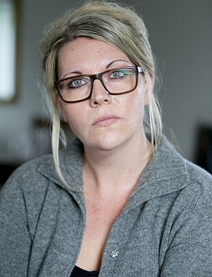 MISTET TROEN: Eva ble gang på gang så frustrert at hun i perioder holdt på å helt miste troen på ekte kjærlighet. FOTO: Gregers Overvad
