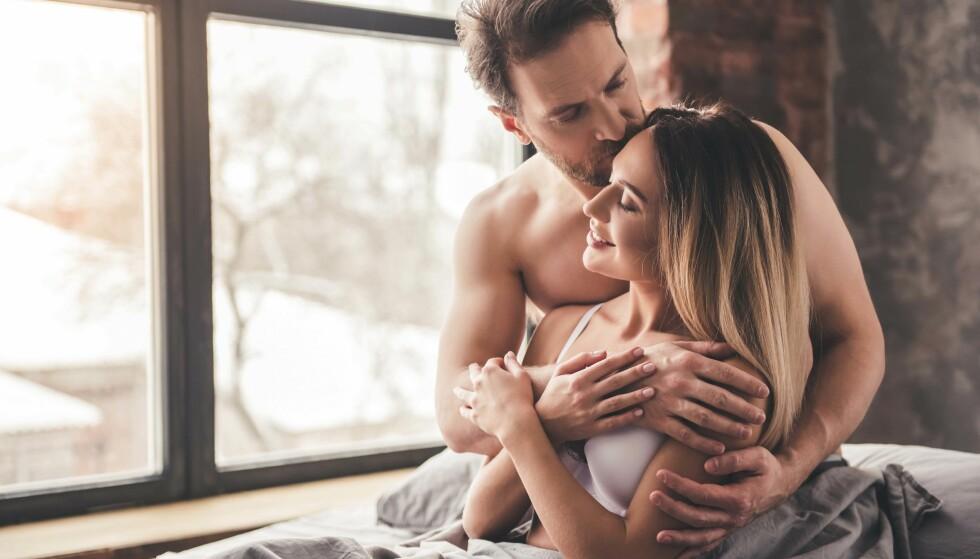 SEXLIV: Mange tror vi får mindre lyst på sex jo eldre vi blir. Men ofte er det faktisk omvendt. FOTO: NTB scanpix