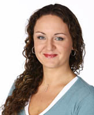 VASKEEKSPERT: Malin Skaar, leder for Orklas forbrukerservice. Foto: Privat