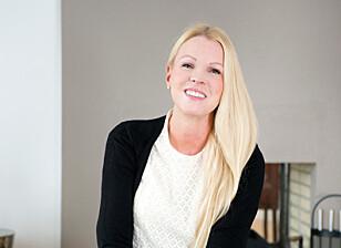 HUDPLEIER: Anne Kathrine Hansen. Foto: Privat