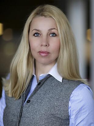 SEXOLOG: Ulla Aasland påpeker at han sjeldent legger merke til de kroppslige «feilene» som du er opptatt av. FOTO: Hilde Brevig