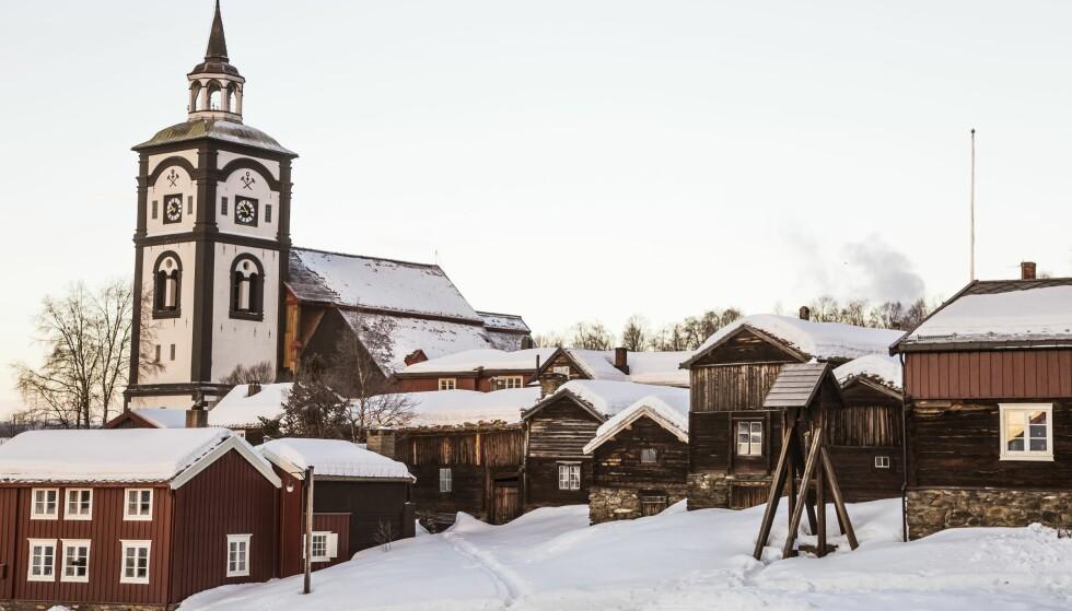 7 steder som garantert vil gi deg julestemning
