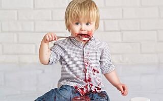 Går barnet ditt ofte i «vranglås»?