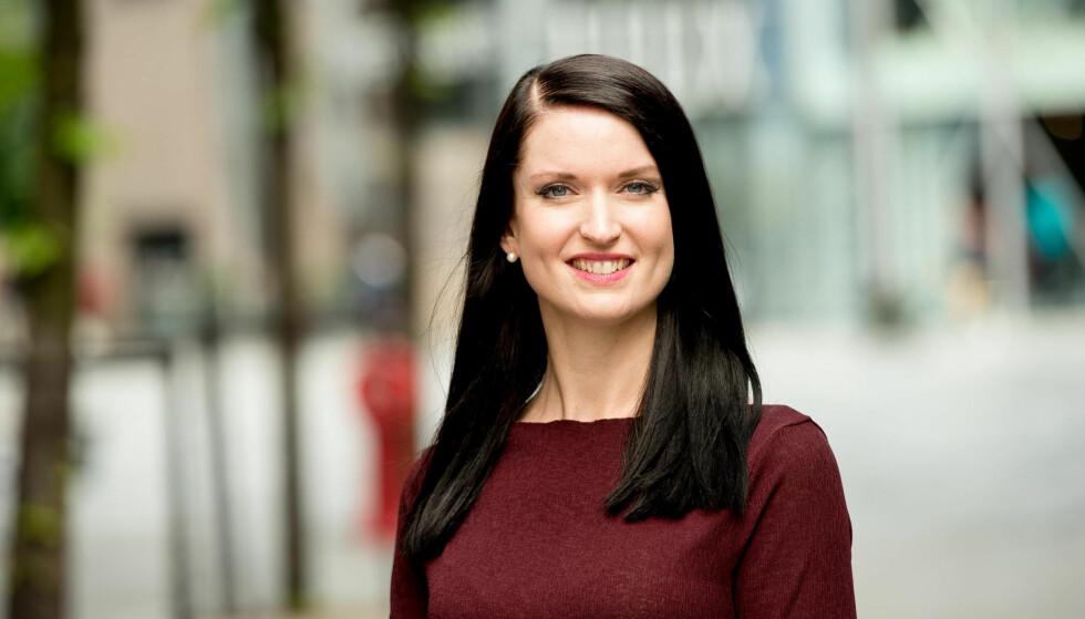 <strong>EKSPERTEN:</strong> Forbrukerøkonom i Danske Bank, Anne Motzfeldt. Foto: Espen Sturlason v/ Fotograf Sturlason