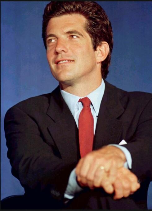 1988, John F. Kennedy Jr. Foto: NTB Scanpix