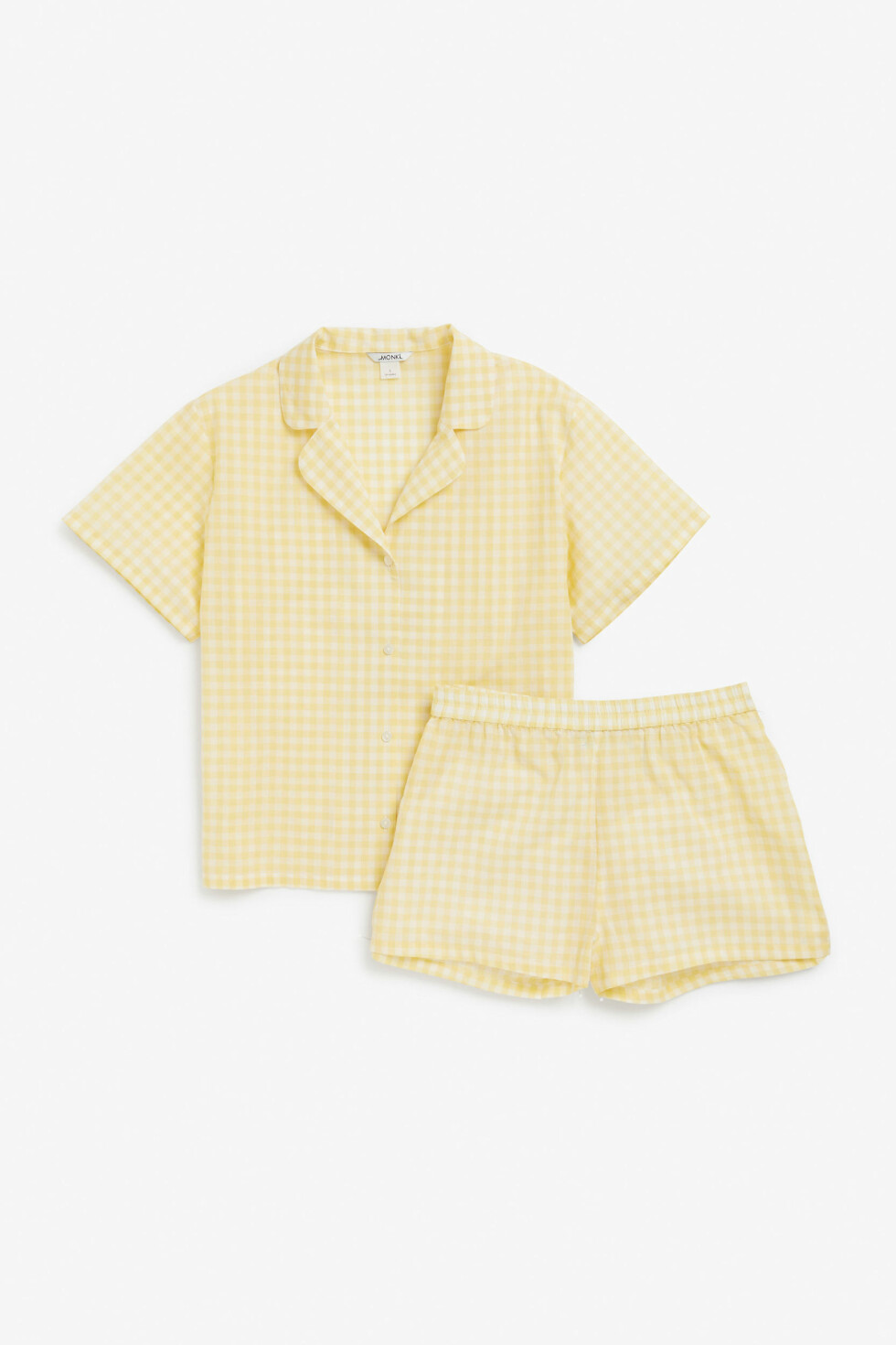 Pysj fra Monki |250,-| https://www.monki.com/en_sek/clothing/underwear/sleepwear/product.matching-pyjamas-freshly-squeezed/check-it-out.0552131001.html