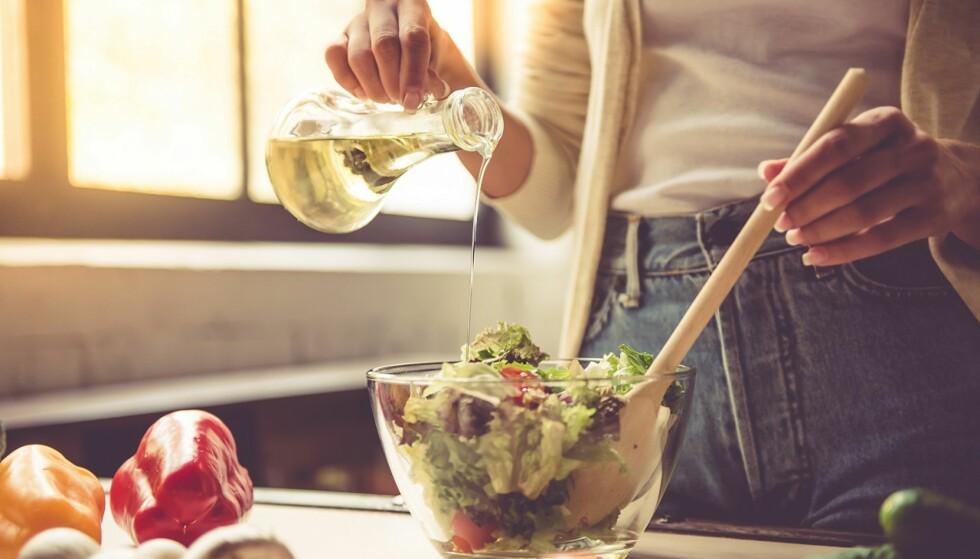 FORBRENNING: Visste du at olivenolje kan øke forbrenningen din? FOTO: NTB Scanpix