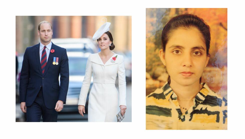 JACINTHA SALDANHA: Den indiskfødte sykepleieren Jacintha Saldanha jobbet ved King Edward VII Hospital. Hun begikk selvmord for fem år siden, som følge av skyldfølelse for å ha avslørt sensitiv informasjon om hertuginne Kates svangerskapssykdom. Foto: NTB Scanpix