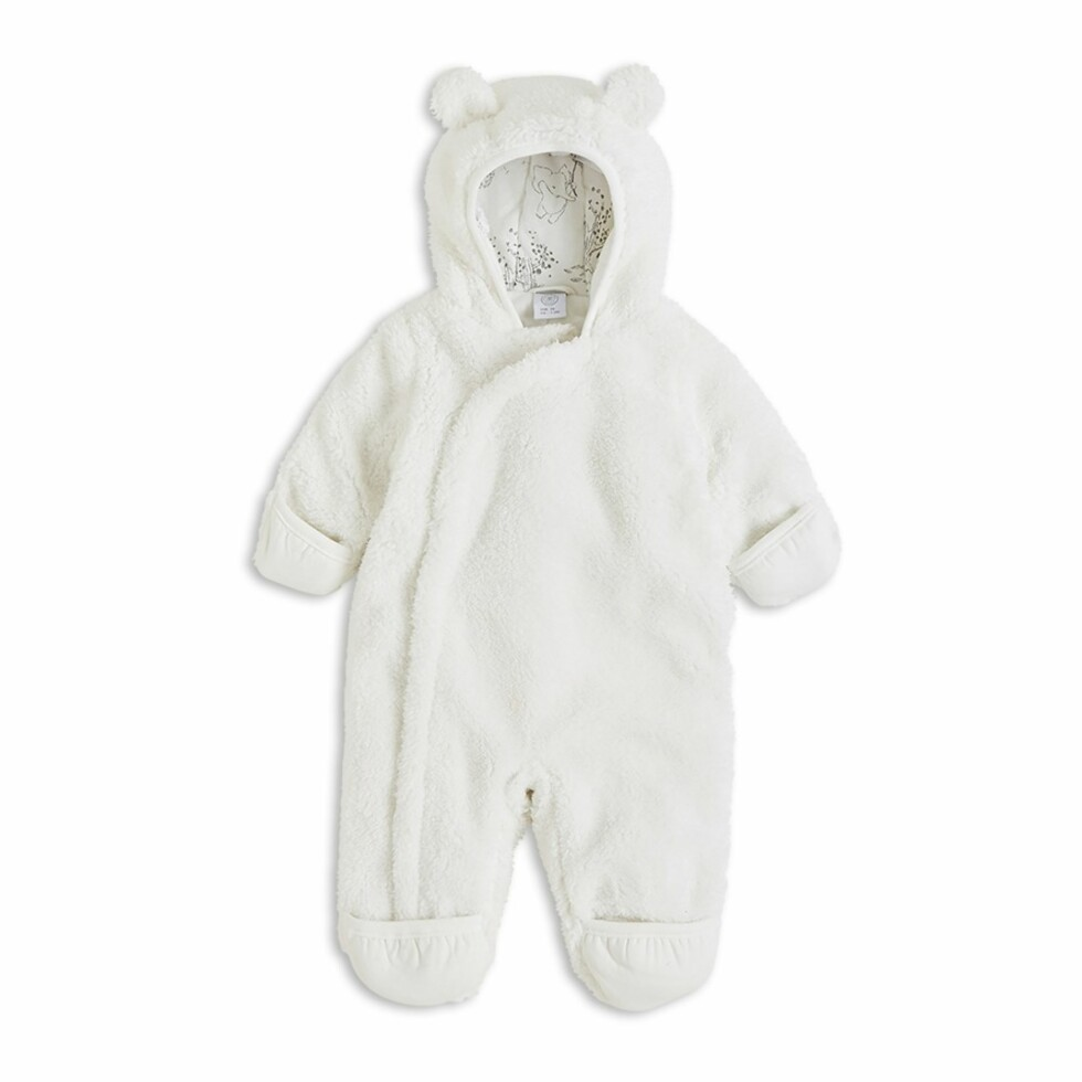 Overall fra Lindex  299,-  https://www.lindex.com/no/barn/baby-44-86-cm/7622367/Teddyoverall/