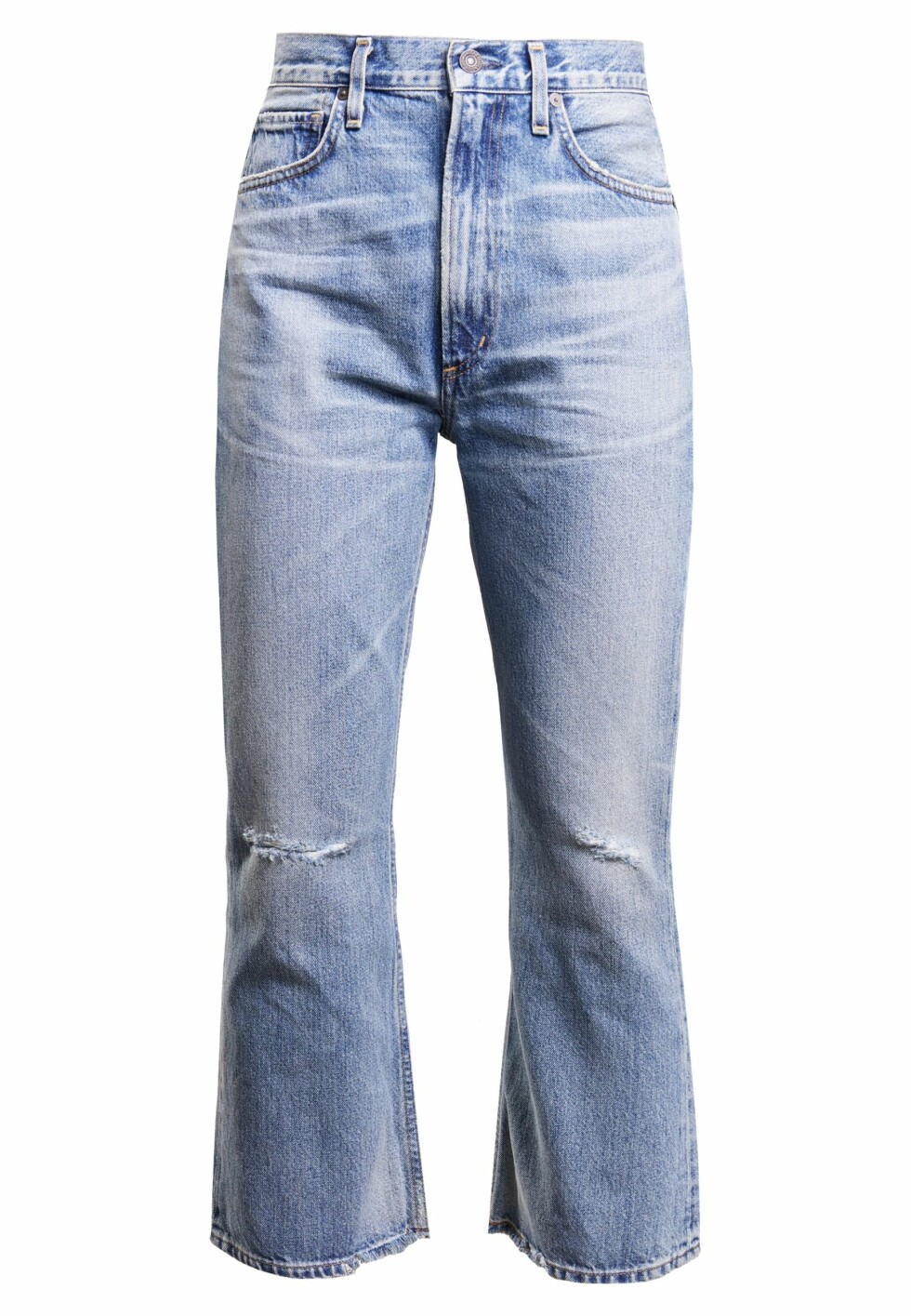 Jeans fra Citizens of Humanity via Zalando.no  3495,-  https://www.zalando.no/citizens-of-humanity-estella-flared-jeans-freebird-ci221n034-k11.html