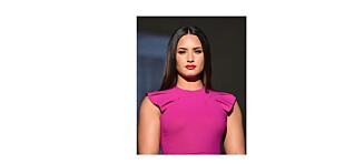 Demi Lovato er forbanna på magasinet TIME etter at Donald Trump ble vurdert som «Person of the Year»