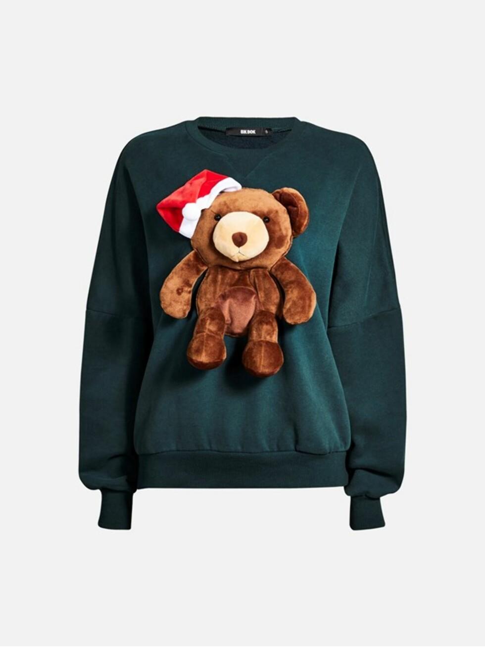 Genser fra Bik Bok |299,-| https://bikbok.com/no/p/overdeler/bomullsgensere/teddy-sweater/7211161_F764