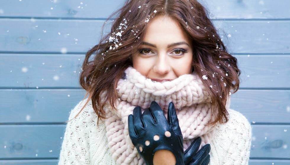 Kulde er rene rynkemaskinen for hendene dine
