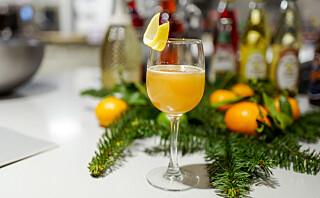 Tre deilige cocktails til julen