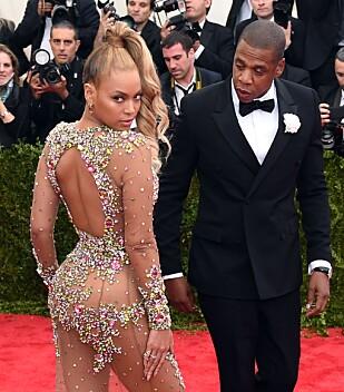 UTRO: Jay Z er gift med en av verdens hotteste damer - men det stoppet ham ikke fra å være utro. I november innrømmet han det folk ikke ville tro på. Foto: NTB Scanpix