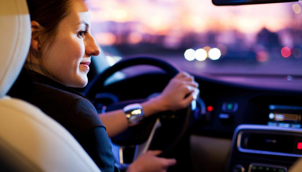 PROMILLEKJØRING: Du skal være helt sikker på at alkoholen er ute av kroppen før du setter deg bak rattet. FOTO: NTB Scanpix