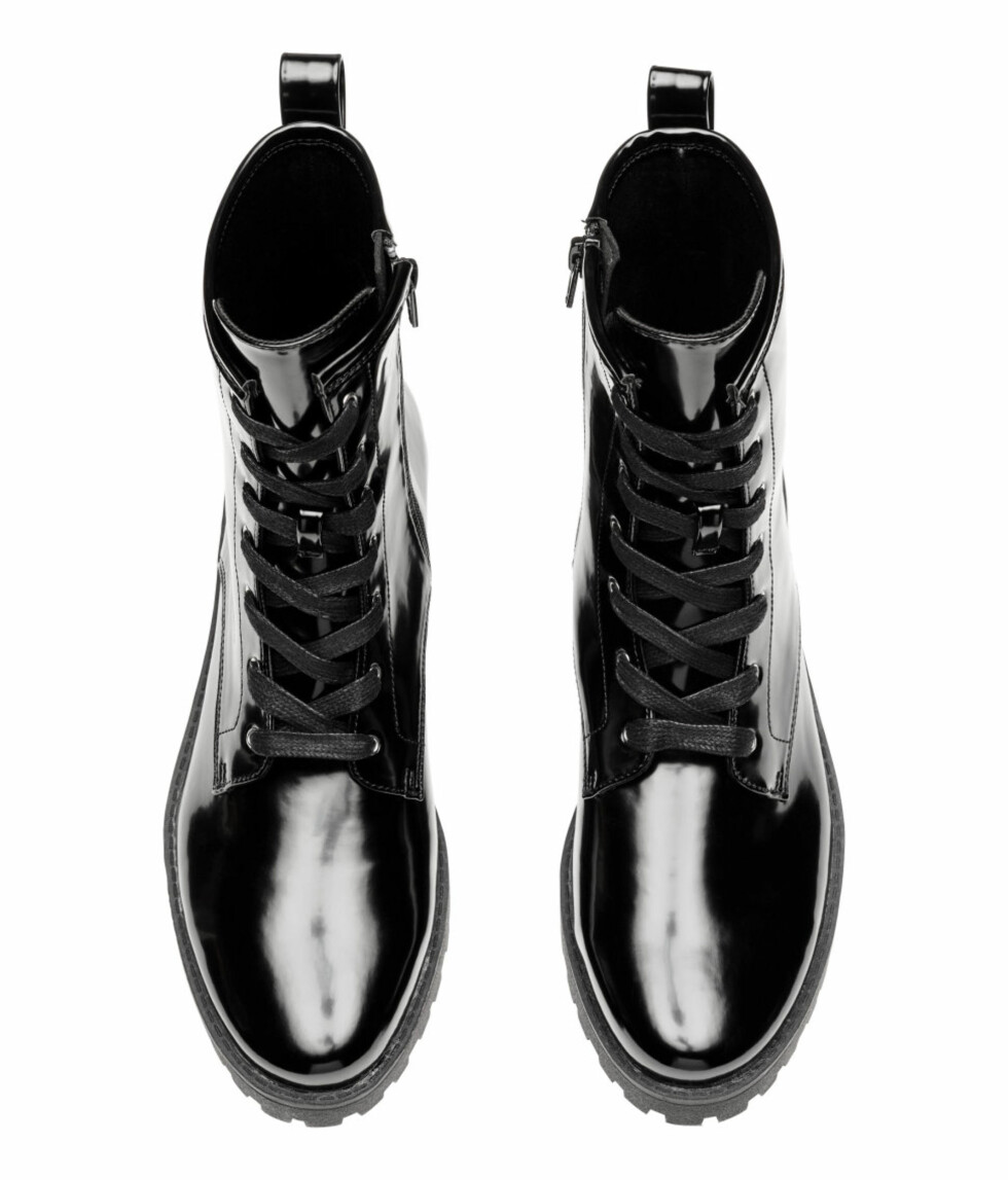 Boots fra H&M |399,-| http://www.hm.com/no/product/75232?article=75232-A