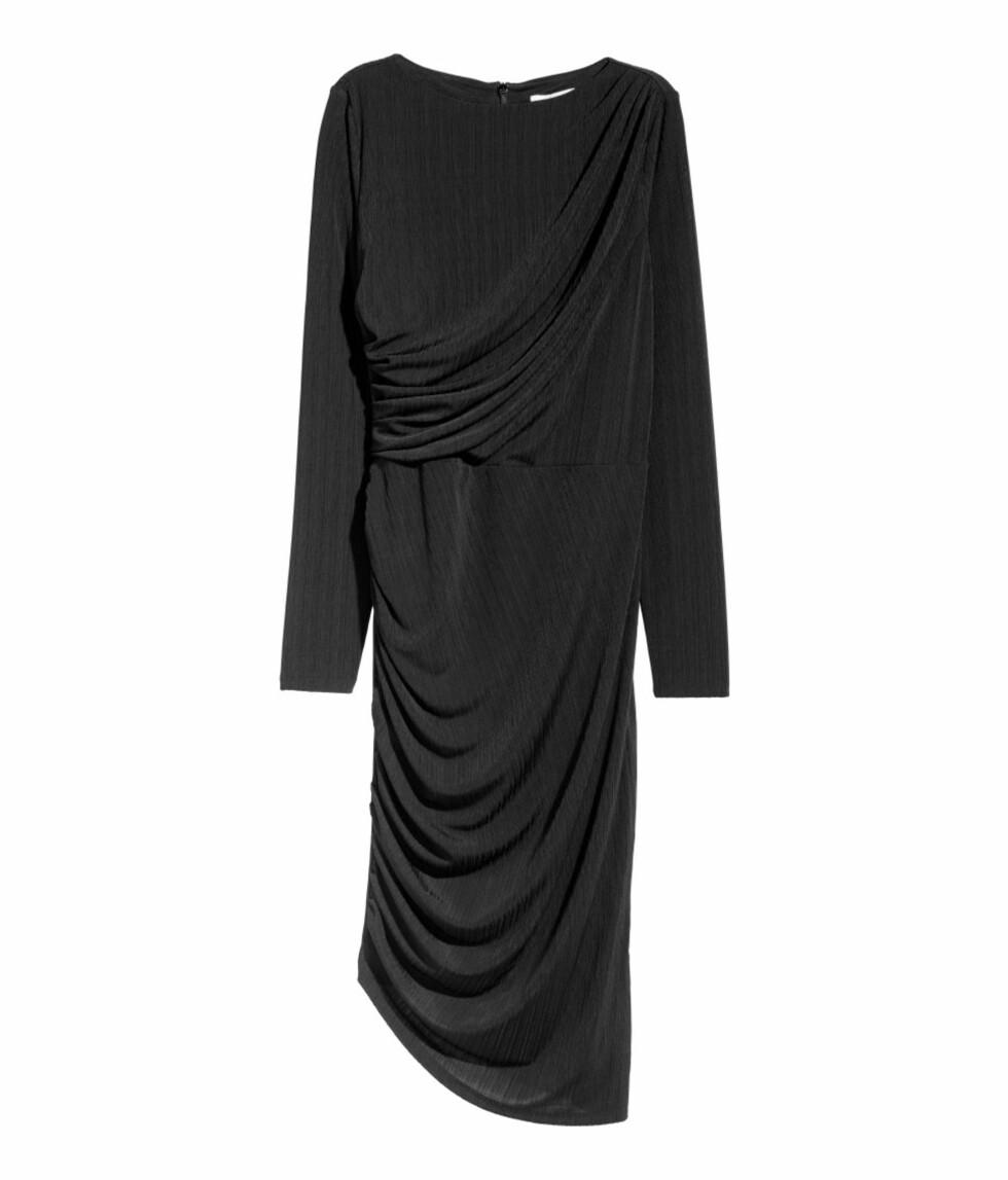Drapert kjole fra H&M |399,-| http://www.hm.com/no/product/83826?article=83826-A
