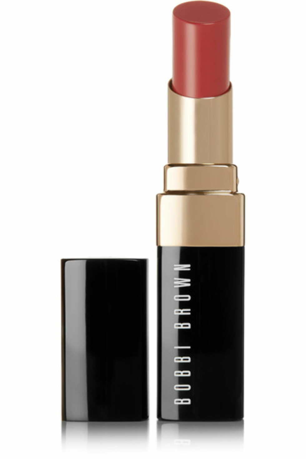 Leppestift fra Bobbi Brown |280,-| https://www.net-a-porter.com/no/en/product/1041145/bobbi_brown/nourishing-lip-color---italian-rose
