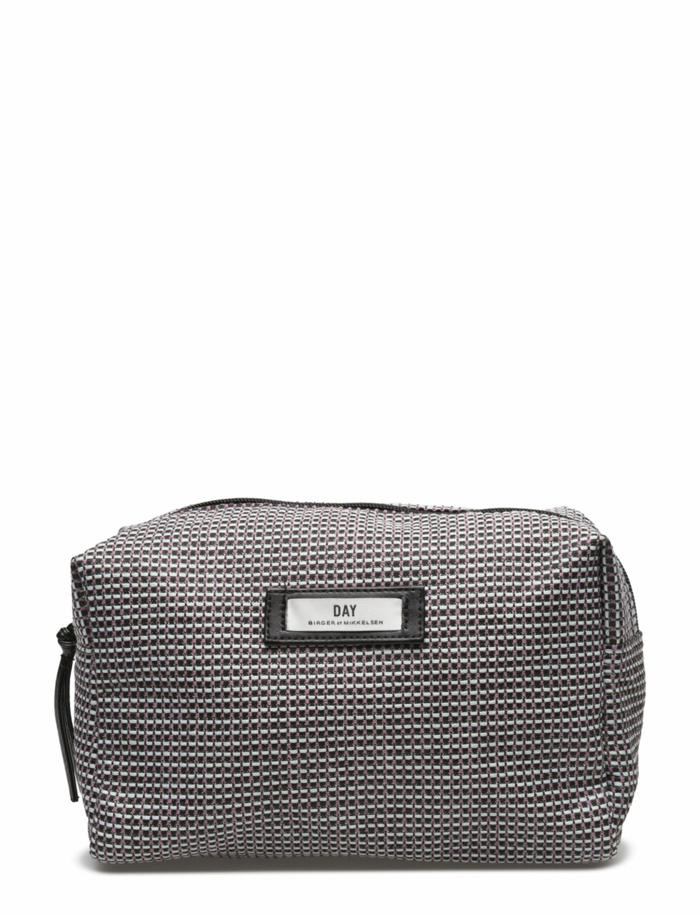 Toalettmappe fra Day Birger et Mikkelsen via Boozt.com |349,-| https://www.boozt.com/no/no/day-et/day-gweneth-weft-beauty_15782976/15782978?navId=67535&group=listing&position=1400000