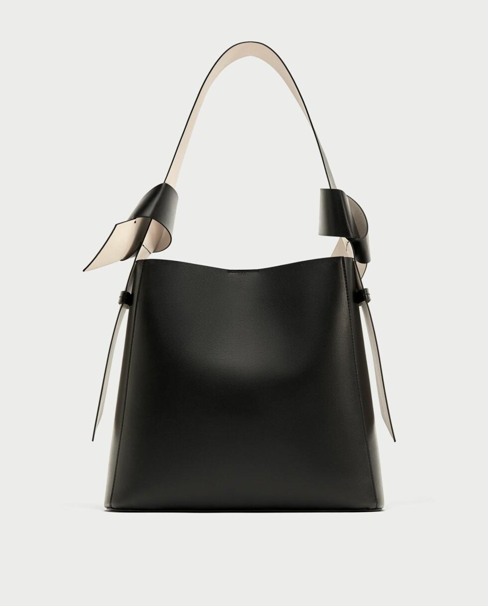 Veske fra Zara |349,-| https://www.zara.com/no/no/poseveske-med-knuter-p18422204.html?v1=4870048&v2=734144