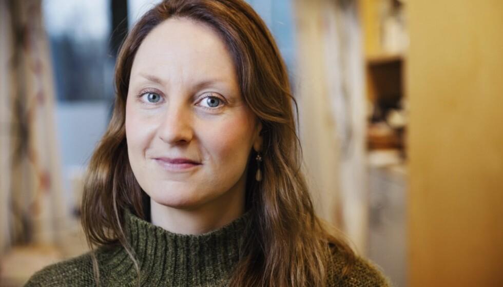VIKTIG Å STILLE OPP: Susanna Lübeck gir råd til hva man kan gjøre om man har en partner eller kompis som sliter. FOTO: Privat