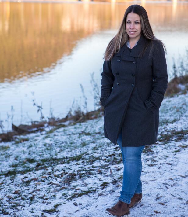 VIL TILBAKE I ARBEID: - - For meg har det vært viktig å komme tilbake i arbeidslivet for å kunne ha en tilhørighet og føle at man er til nytte, sier Ann-Katrin. FOTO: Privat
