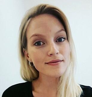 JEVN PÅGANG: Sara Bondø i Krisesentersekretariatet sier pågangen til krisesentrene stort sett er likt fordelt over hele året. Foto: Privat