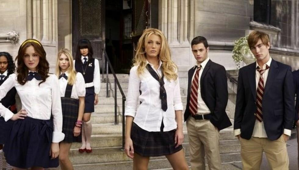 «GOSSIP GIRL»: Flere av skuespillerne har gått over til å gjøre helt andre ting enn TV-serier og filmer. FOTO: Gossip Girl / The CW